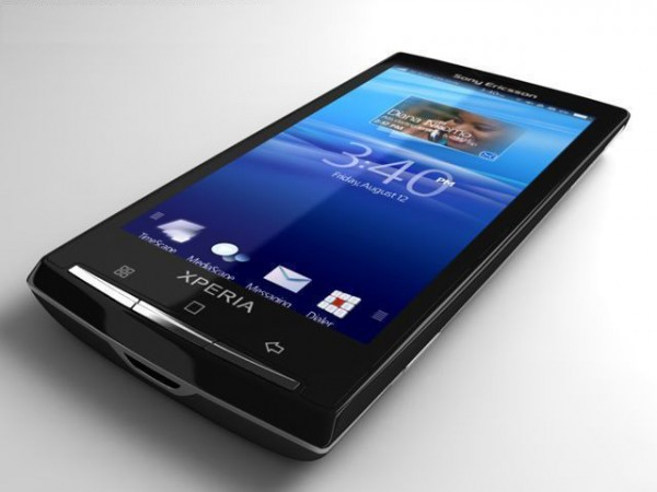 A Review of Sony Xperia X10
