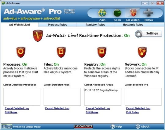 Review: Ad-Aware Pro Internet Security 8.3