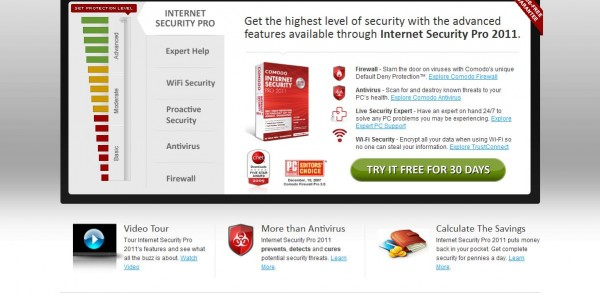 A Review of the Comodo Internet Security Suite 4.0