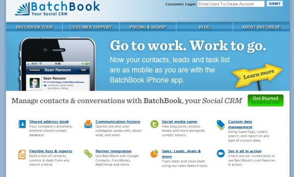 BatchBook RoyalBlue Edition, A User Review