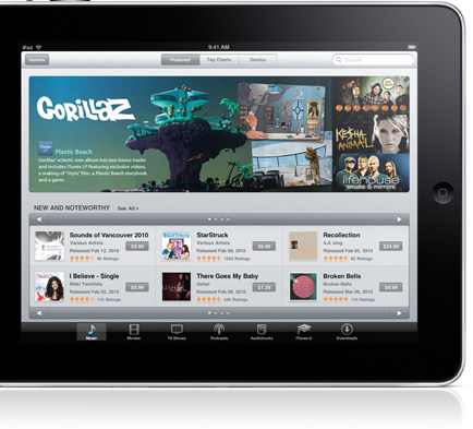 How to Make an iPad the Greatest Gadget for Movie Lover?