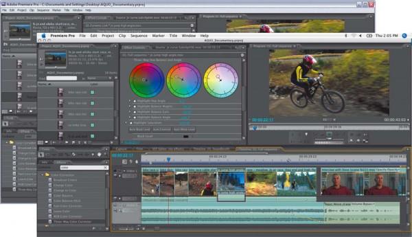 Adobe Premiere CS3