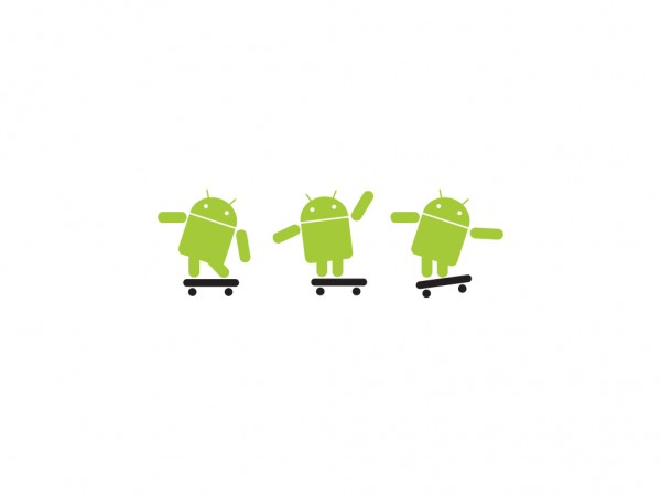 Android Turns Three