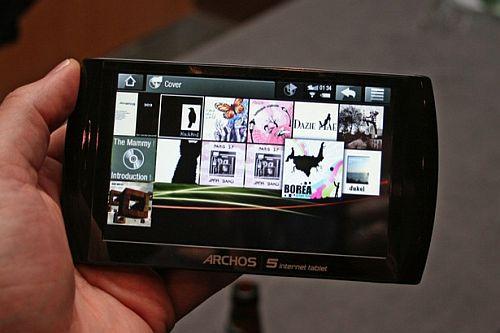Archos 5 Internet Tablet Review