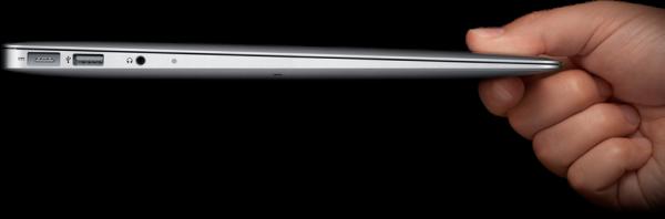 Apple Introduced a New MacBook Air