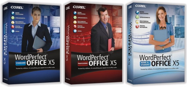 Corel WordPerfect Office X5 Is the Only Real Alternative