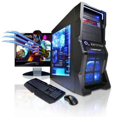 Cyber Power Gamer Dragon 9500