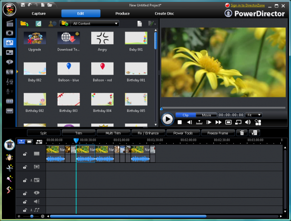 Modern Media Editing and Playback with the CyberLink Media Suite 8 Ultra