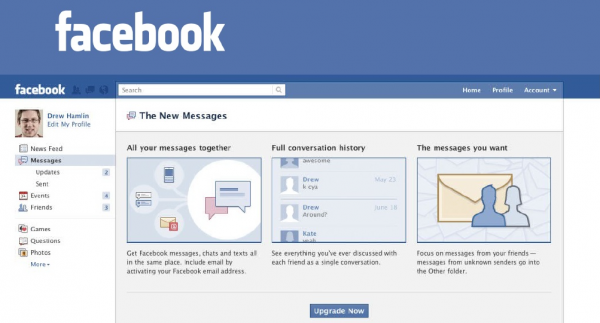 Facebook's Messaging System:The Bug Within