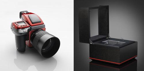H4D-40 Limited Ferrari Edition Camera