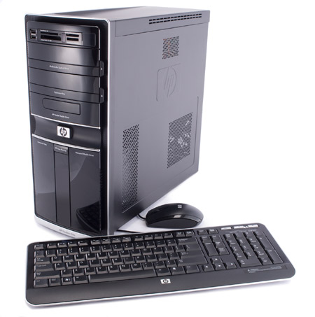 Review of HP Pavilion Elite e9120f