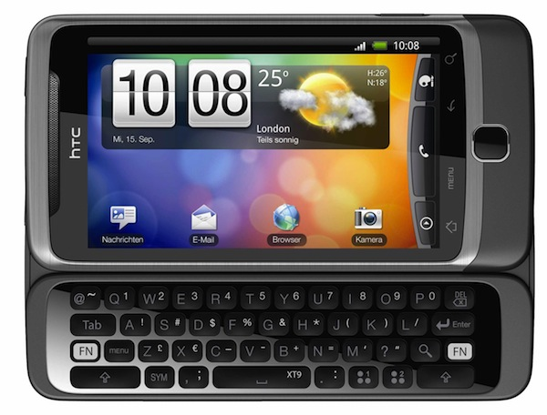 A Quick Overview of the New HTC Desire Z