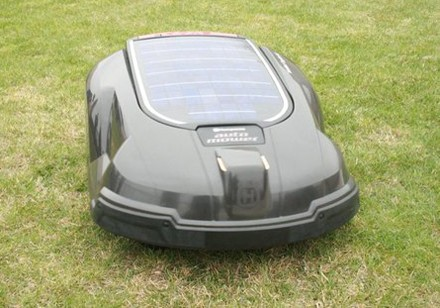 Husqvarna Automower, Solar Powered
