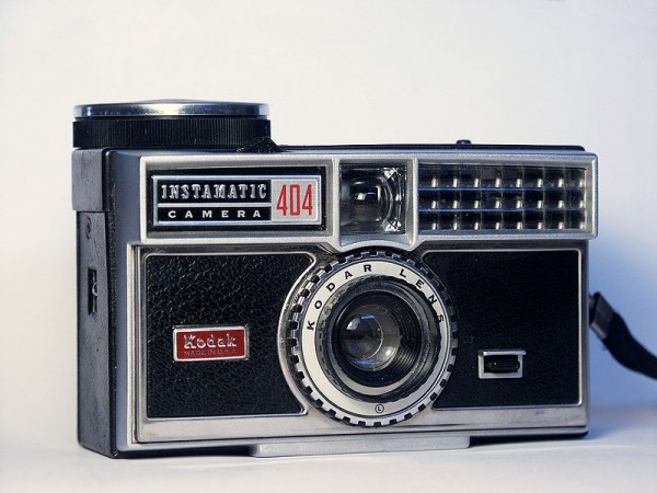The Kodak Instamatic Camera History