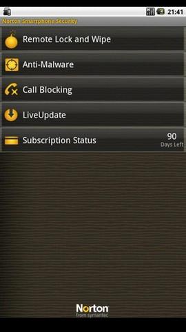 Norton Mobile Security (Beta)1.0.0.49 for Smartphones