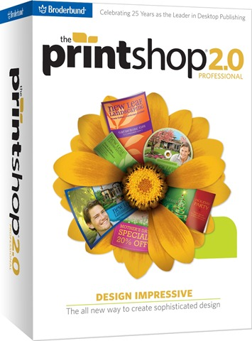 Get Creative with Print Shop Pro 2