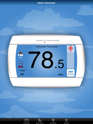 WiFi Enabled Thermostats From Radio Thermostat Company Of America