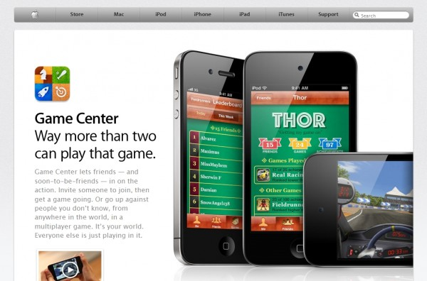 gamecenter