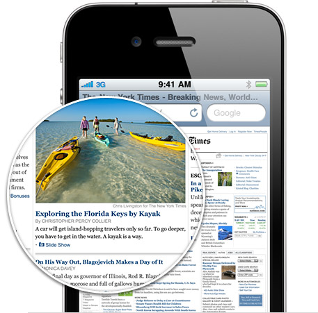 5 Reasons the iPhone 4 is the Best Multimedia Device on the Market