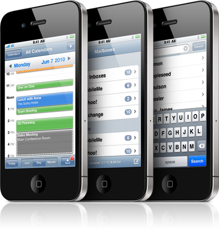 5 reasons the iPhone 4 is the perfect business companion