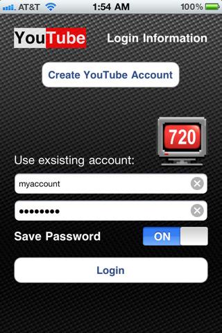 720tube application