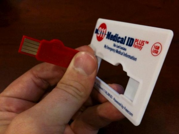 A Medical Card that Fits in your Wallet