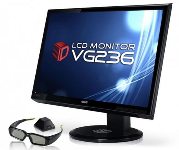 ASUS VG236H 3D Monitor