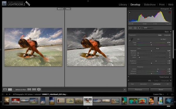 Review for the Adobe Lightroom 3