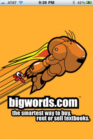 BIGWORDS.com App Lets You Save Money On BookS