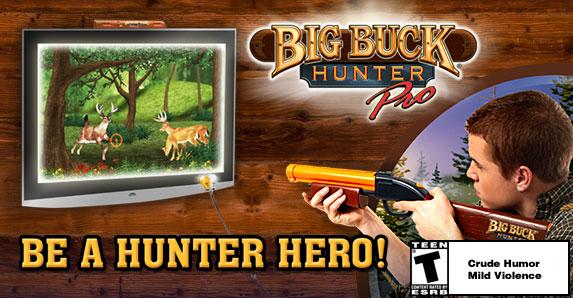 Big Buck Hunter Pro TV Game