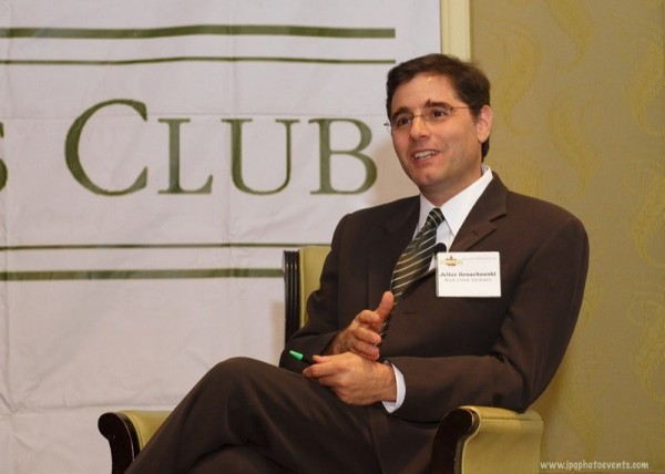 Chairman of the FCC - Julius Genachowski