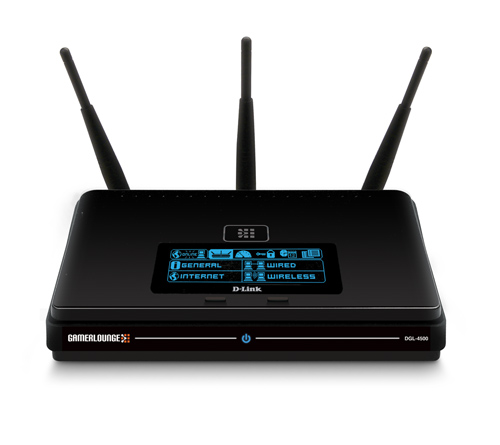 D-Link Xtreme N Gaming Router DGL-4500