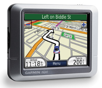 Different Brands of GPS Devices & Their Features
