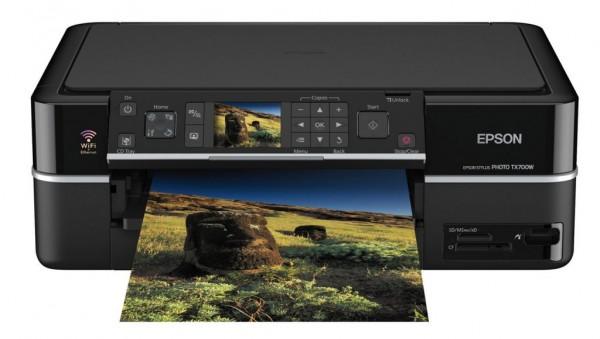 Epson Stylus Photo TX700W Printer