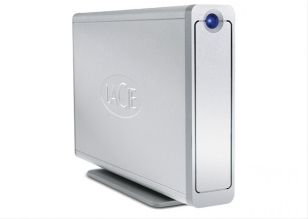 Ethernet Big Disk by LaCie