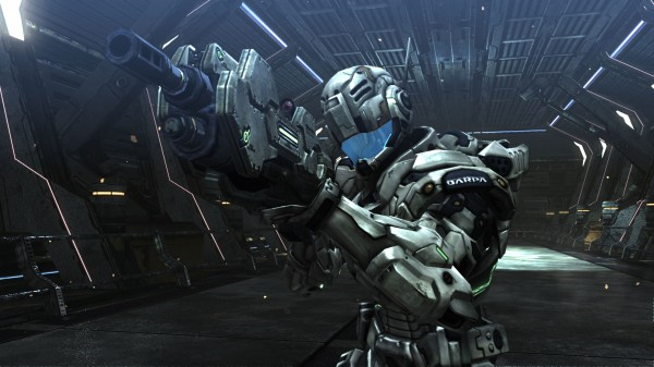 Game Review- Vanquish