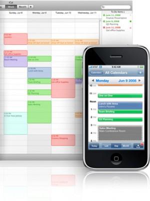 Google Calendar Application