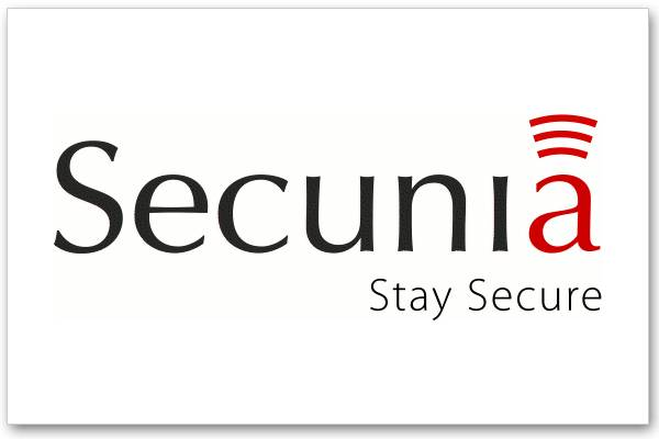 Inspect your PC with Secunia
