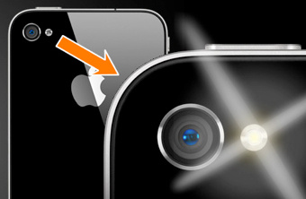 LED Flashlights For the iPhone 4