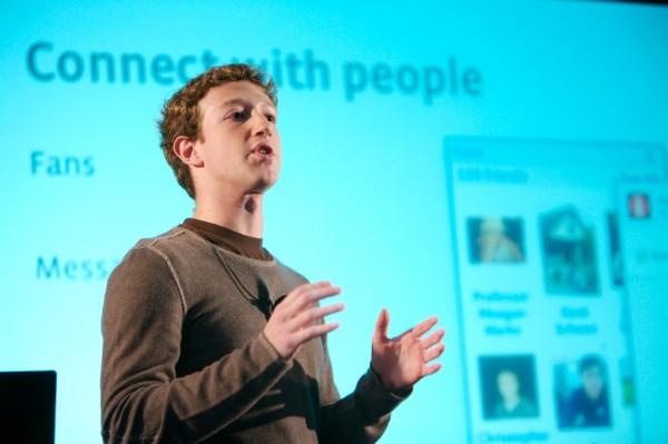 Mark Zuckerberg And His 'Open World'