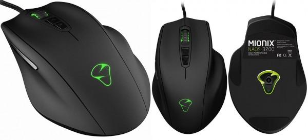 Mionix Naos Gaming Mouse