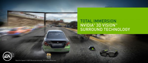 NVIDIA's new 3D Vision