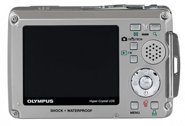 Olympus Stylus 770 SW