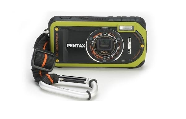 Pentax W90 Optio Camera