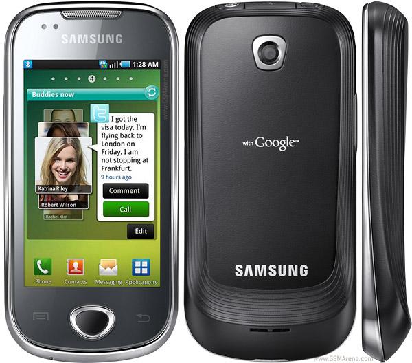 Samsung Galaxy 3 i5801