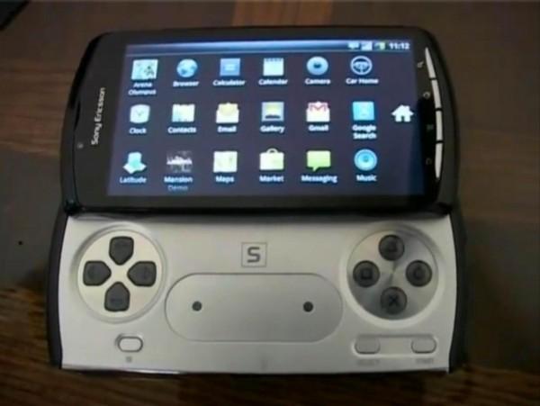 Sony Ericsson Z1
