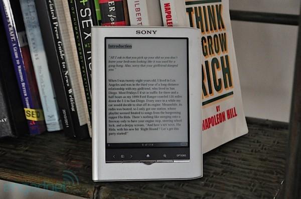 Sony Reader PRS 350 SC