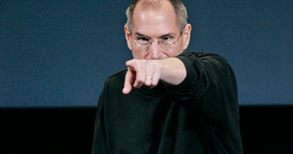 Steve Jobs lashes on iPad rivals