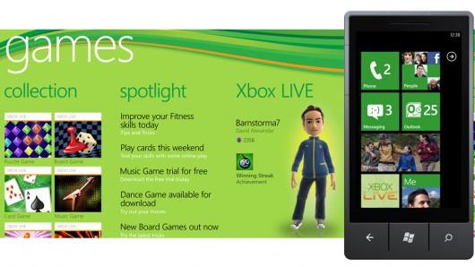 Top 5 Beautiful Games for Windows Phone 7