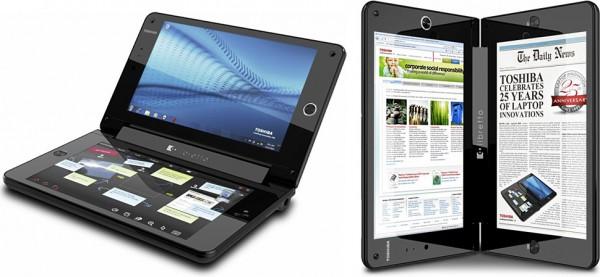 Toshiba Libretto W100 Review